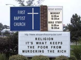 Religion It's What Keeps…