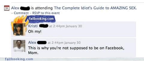 Funny Facebook Wall Posting
