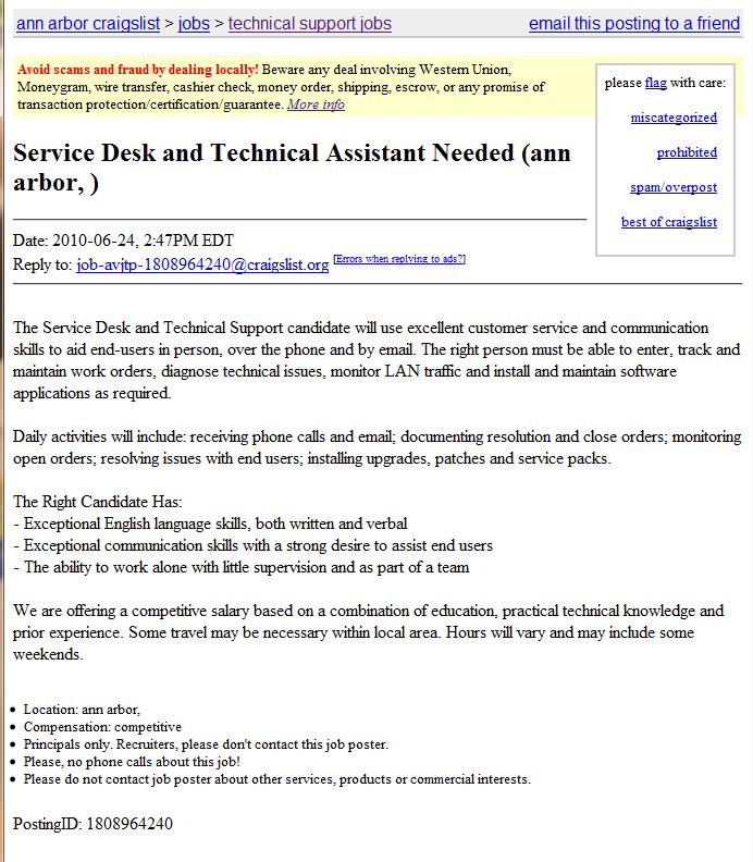 updated do not apply for with ttj property