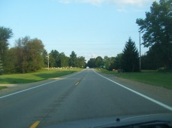 Pic of Michigan countryside.