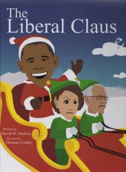 Pic of the cover for The Liberal Clause