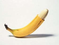 Pic of circumcised banana.