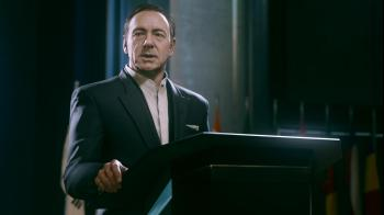 """I'm in your base. Killing your dudes."" -- Not an actual thing Kevin Spacey says."