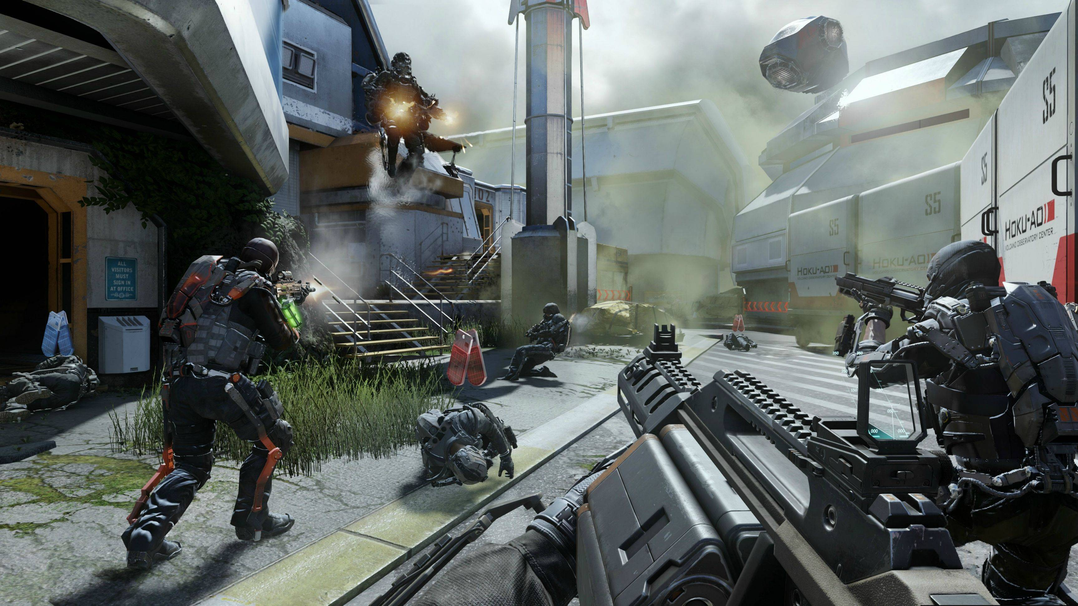 call of duty advanced warfare - HD 3840×2160