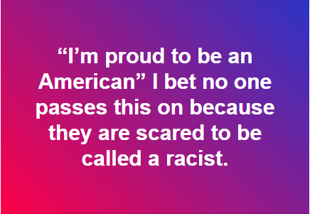 what is it to be an american